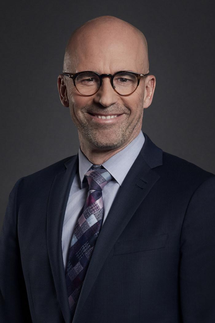Jean-François Pruneau, président et chef de la direction, Vidéotron (Groupe CNW/Québecor)