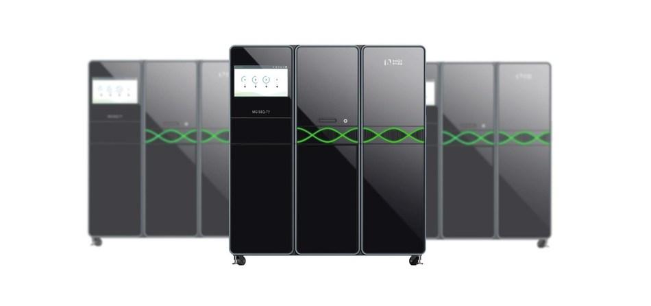 Ultra-high-throughput Genetic Sequencer MGISEQ-T7