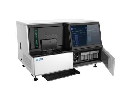 Secuenciador genético MGISEQ-2000