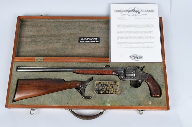 Historic Firearms Plus Important Civil War and WWII