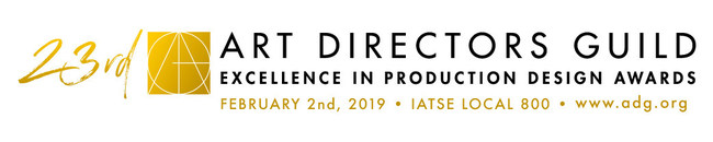 NOMINATIONS ANNOUNCED FOR ART DIRECTORS GUILD 23rd ANNUAL EXCELLENCE IN PRODUCTION DESIGN AWARDS