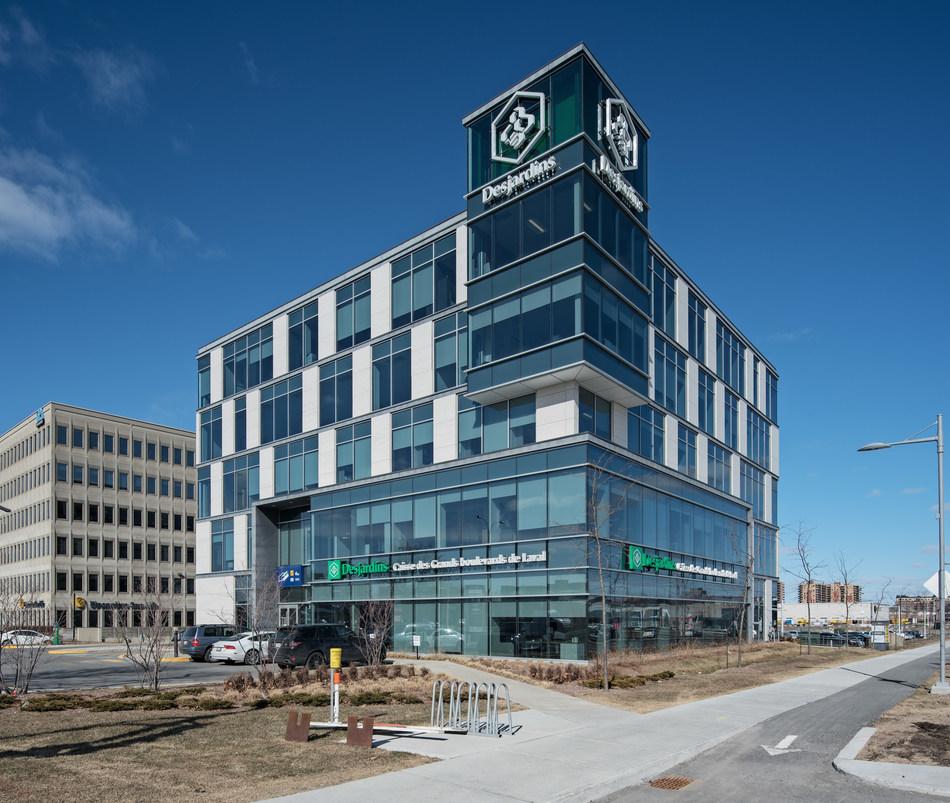 3111 Saint-Martin West, Laval, Québec (CNW Group/BTB Real Estate Investment Trust)