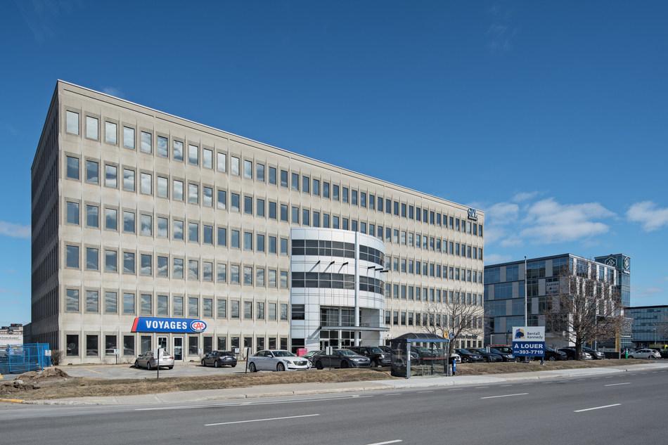 3131 Saint-Martin West, Laval, Québec (CNW Group/BTB Real Estate Investment Trust)
