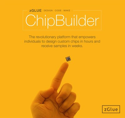 zGlue launches ChipBuilder™ at CES 2019