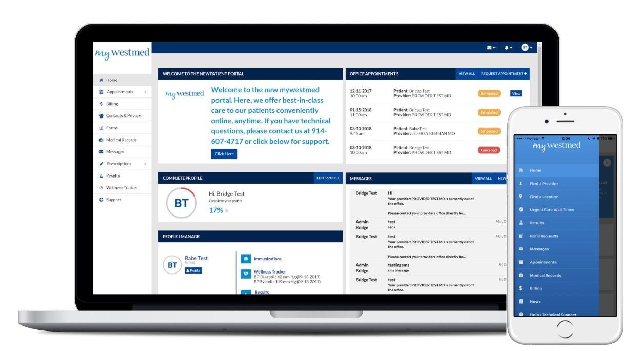 Bridge Patient Portal