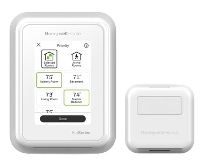 The T10 Pro Smart Thermostat is installed professionally and it offers humidity and ventilation controls. (Photo: T10 Pro)