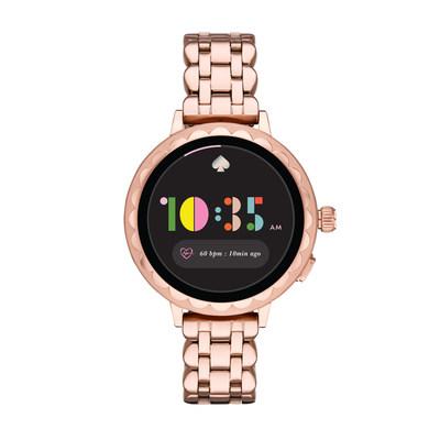 kate spade new york Introduces New Scallop Smartwatch 2 Collection
