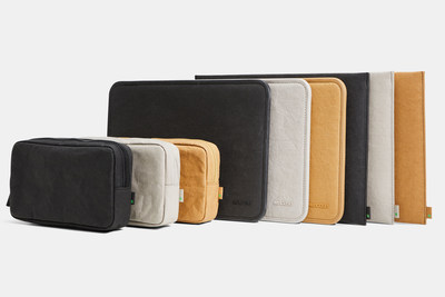 Incase ecoNEUE Collection Lineup: ICON Sleeve for MacBook, Slip Sleeve for MacBook and a range of Travel Organizers