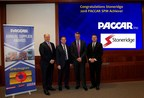 Stoneridge Recognized as a Top-Performing Supplier by PACCAR