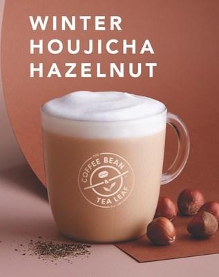The Coffee Bean & Tea Leaf Adds Winter Beverages