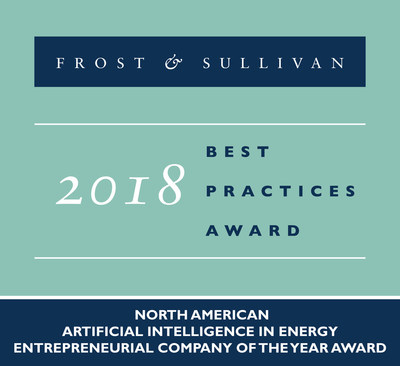 2018 North American Artificial Intelligence in Energy Entrepreneurial Company of the Year Award