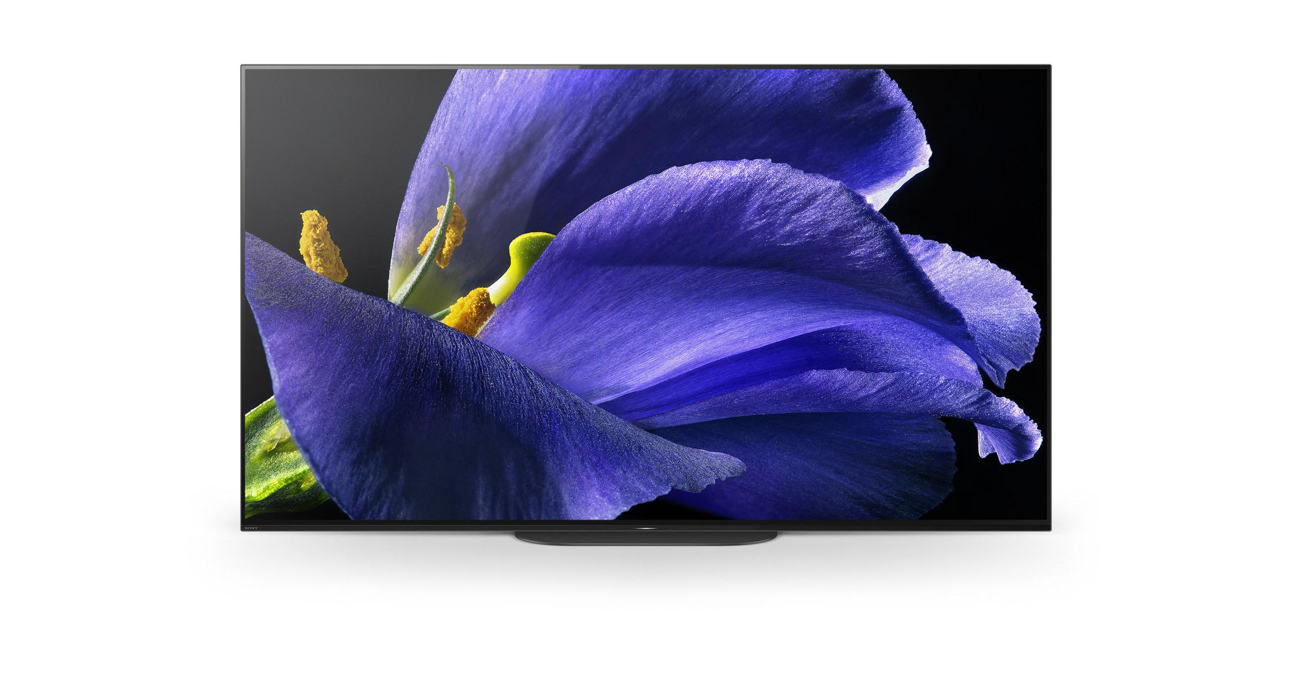 Sony Electronics Adds Super-large Sized 8K TVs and OLED 4K