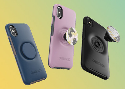 OtterBox Symmetry Series and PopSockets PopGrips are a match made in heaven.