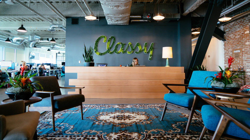 Classy's Donation Volume Nearly Doubles to $24 Million on December 31, 2018; Marks Largest Giving Day in Company History