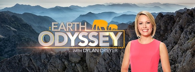 Dylan Dreyer: 'Earth Odyssey with Dylan Dreyer' - hosted by the NBC News meteorologist and 'Today' contributor -- airs on NBC's successful 'The More You Know' block of popular Saturday morning programming.