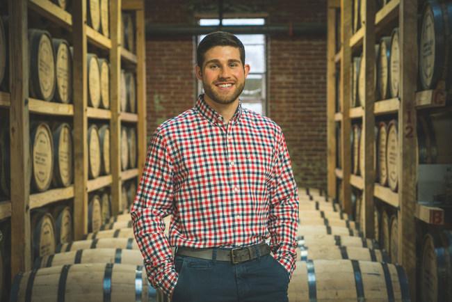 Caleb Kilburn Kentucky Peerless Distilling Company Master Distiller