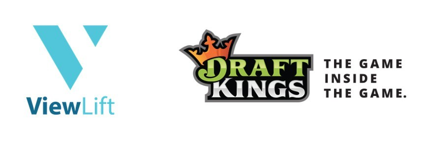 ViewLift and DraftKings Alliance