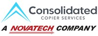 Consolidated Copier Services A Novatech Company (logo)