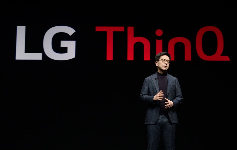 LG Electronics (LG) President and CTO Dr. I.P. Park outlined the company's vision for the future in LG's CES® 2019 official pre-show keynote, titled AI for an Even Better Life.