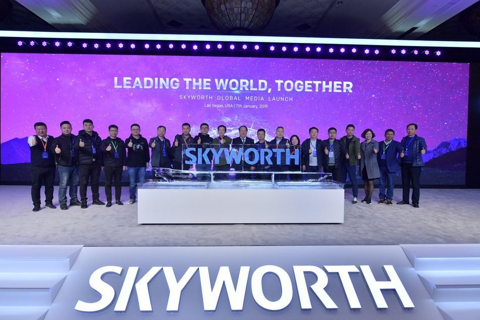 SKYWORTH Global Media Launch