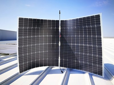 The N-type Monocrystalline High Efficiency Bifacial Paving Module
