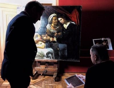 """Artprice:""""图卢兹卡拉瓦乔""""将出售给最高价竞买者"""