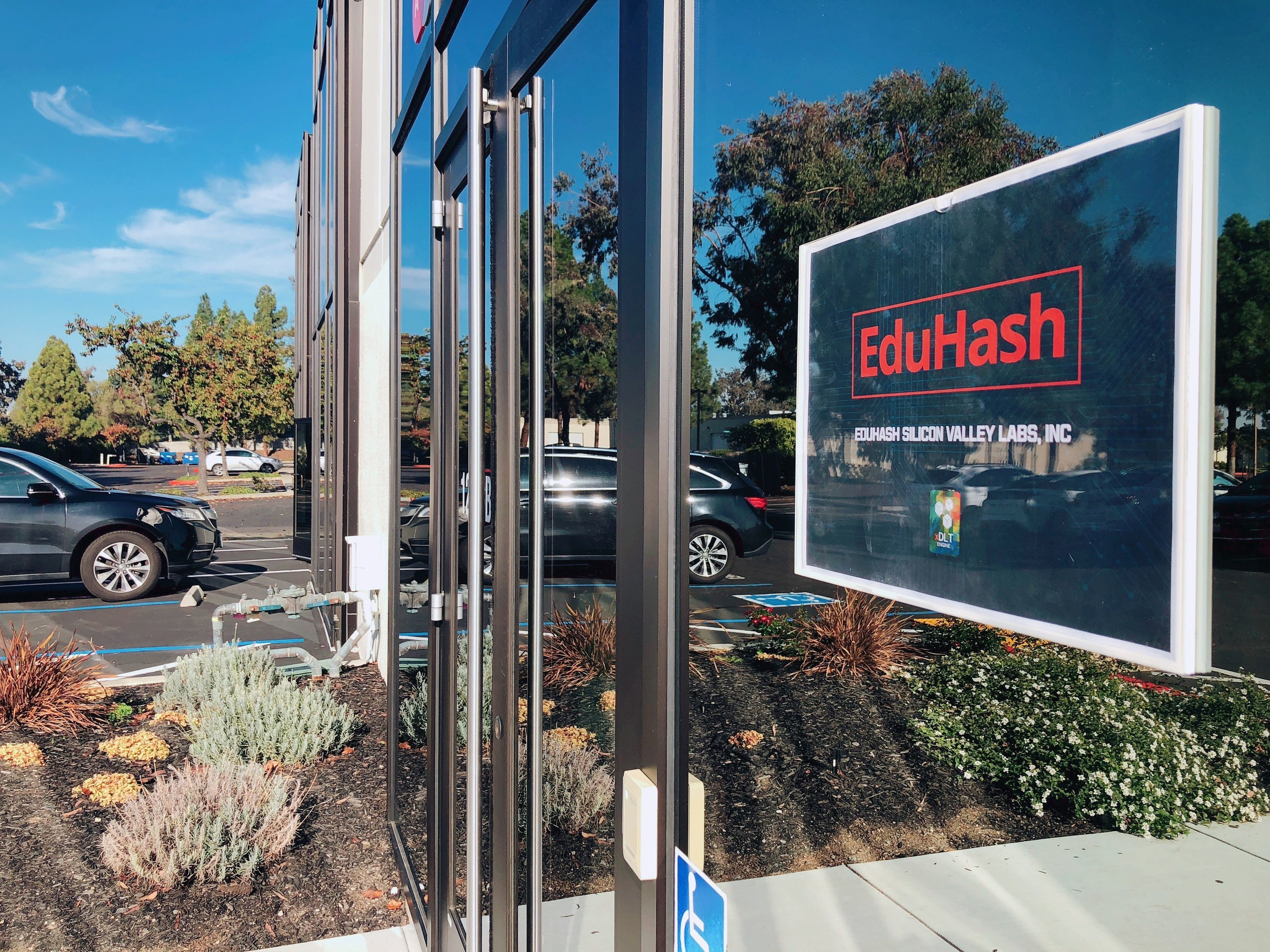 EduHash Silicon Valley Labs certified by WISETONE for handling record 1.19 million TPS (PRNewsfoto/EduHash)