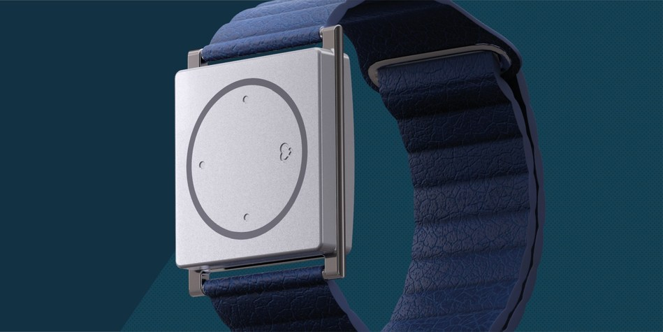 Embrace is an epilepsy smart watch that detects possible tonic clonic seizures and alerts caregivers (PRNewsfoto/Empatica Inc)