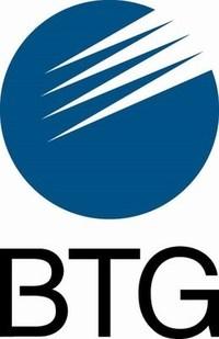 BTG Logo (PRNewsfoto/BTG plc)