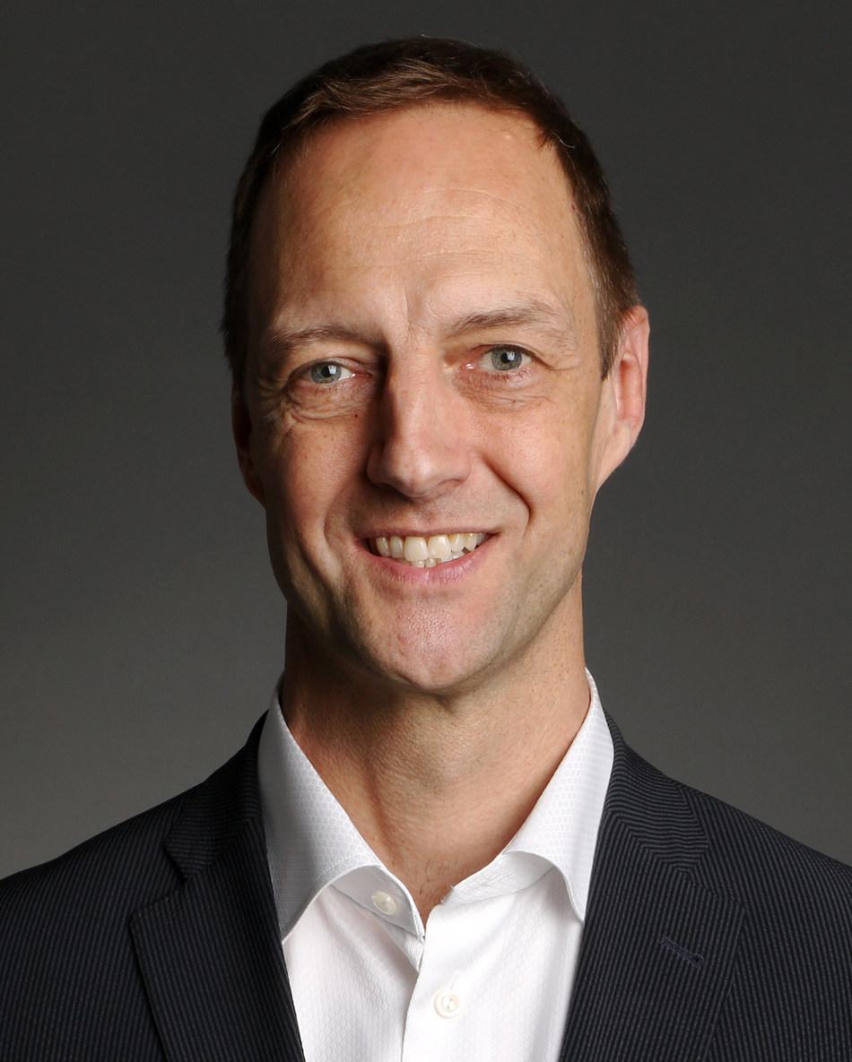 Ian Heynen, directeur général de Sysmex Canada