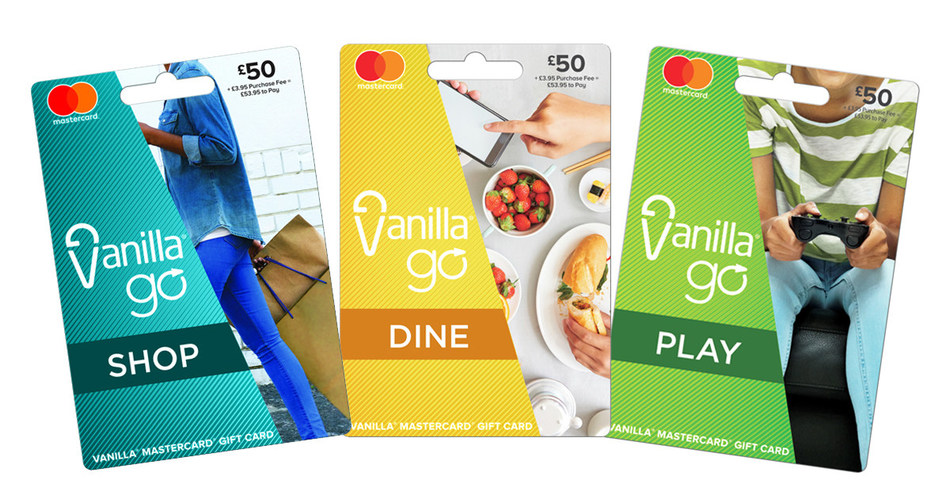 Vanilla Expands Its Gift Card Product Suite With The Launch Of Vanilla Go Markets Insider