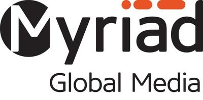 Myriad Global Media Logo