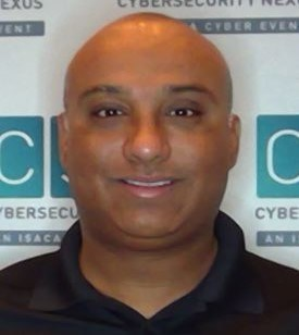 Arif Hameed, Senior Director, Client Security, Equifax (CNW Group/York University)