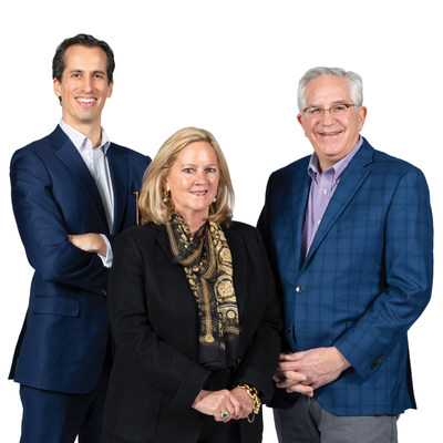 Pictured left to right: Thomas Galbraith, CEO of Hindman LLC; Leslie Hindman, Co-Chair of Hindman LLC; and Wes Cowan, Vice-Chair of Hindman LLC. Hindman LLC announces today that it has acquired auction houses Leslie Hindman Auctioneers and Cowan's Auctions. The new venture brings together two of America's defining auction firms, reflecting the shared vision of Leslie Hindman and Wes Cowan, the respective founders of each firm.