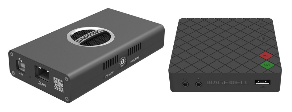 Magewell will showcase its Pro Convert family of NDI encoders for video-over-IP workflows and Ultra Stream HDMI hardware streaming encoder at ISE 2019.