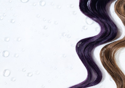 oVertone's Purple For Brown Hair Color Conditioner Already ...