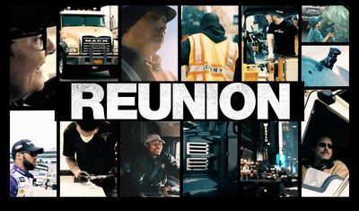 """Mack Trucks concluded its RoadLife series with """"RoadLife Reunion,"""" the ninth and final episode, available now on roadlife.tv and Amazon Prime Video. The episode takes viewers behind the scenes of RoadLife production, including a special reunion event featuring the stars of the series."""