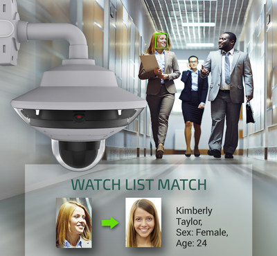 New SentiVeillance 7.0 SDK and SentiVeillance Server video analytics for cameras and video management systems include algorithms for face recognition, vehicle-human classification and tracking, and automatic license plate recognition.