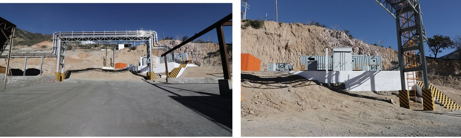 Image 2: Electrical Substation (CNW Group/Sierra Metals Inc.)