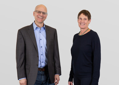 New Leanplum Executives Michael Ramsey (CPO) and Kate FitzGerald (CRO)