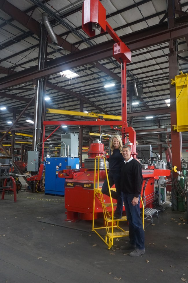 DAVI MCP30 Bending Machine