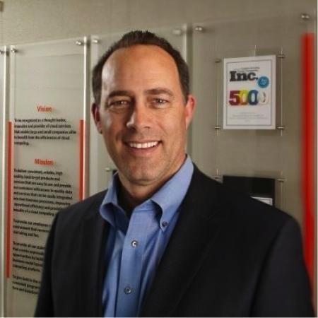 Sean O'Leary, FoodLogiQ CEO