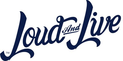 Loud and Live Logo