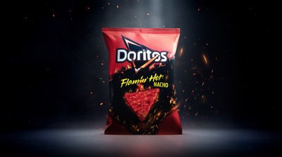 DORITOS LAUNCHES NEW FLAVOR — FLAMIN' HOT NACHO