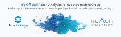 Data Decisions Group, a leading provider of data, research and marketing services, today announced their acquisition of Reach Analytics, a predictive marketing technology startup in Silicon Valley.