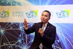 Dr. Jack Jing, COO of Suning Technology Group published the 'RaaS' strategy