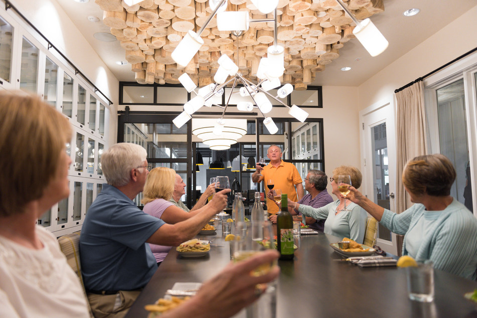 Real Members Toast to The Good Life at Trilogy® Lake Norman