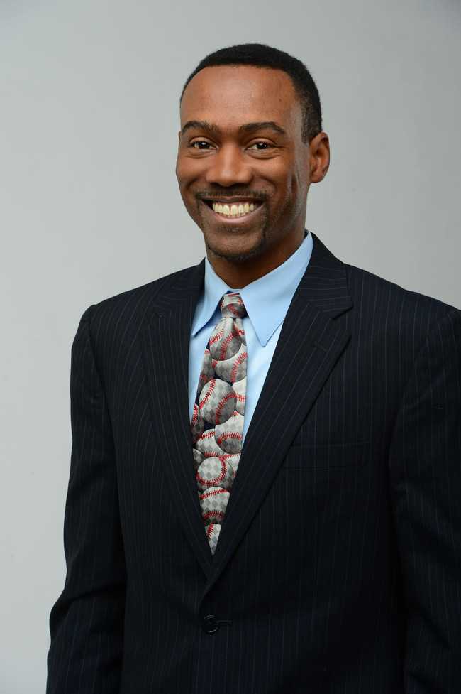 Former MLB player, baseball analyst, and author, Doug Glanville