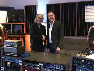 Todd Beeten - Founder of Sound Construction & Supply and Tim Thompson - President & CEO of ARGOSY