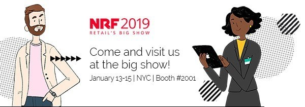 PCMS at NRF 2019, Booth #2001